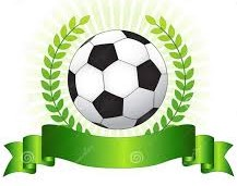 https://www.dreamstime.com/royalty-free-stock-photo-soccer-championship-concept-champion-shiny-green-laurel-ribbon-banner-ball-glowing-background-image30827295