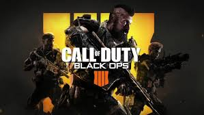 Playing Games: Black Ops 4
