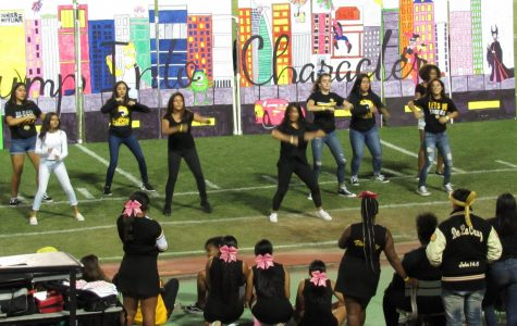 Dancing Tigers!
