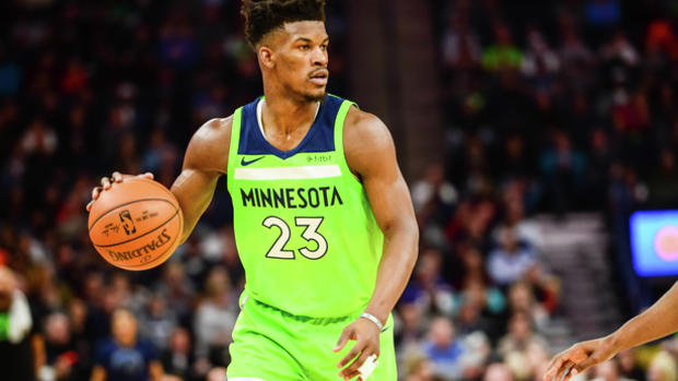 Feb+3%2C+2018%3B+Minneapolis%2C+MN%2C+USA%3B+Minnesota+Timberwolves+guard+Jimmy+Butler+%2823%29+controls+the+ball+against+the+New+Orleans+Pelicans+during+the+second+half+at+Target+Center.+The+Timberwolves+won+118-107.+Mandatory+Credit%3A+Jeffrey+Becker-USA+TODAY+Sports