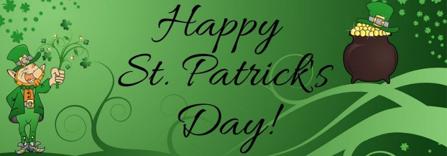 Who is St Patrick?